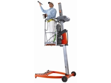 The new LiftPod FS80 model aerial work platform is faster and easier to use