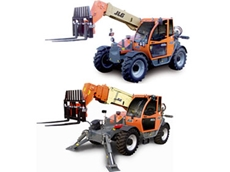 Jlg Introduces New 'ps'(powershift) Telehandler Models