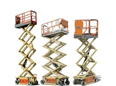 Jlg Upgrades Popular Es Electric Scissor Lifts Range