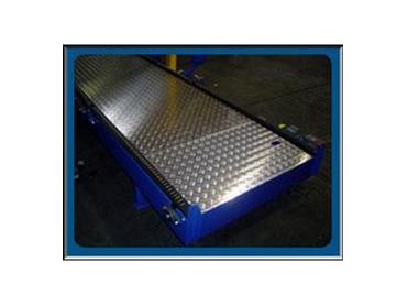 JMP Chain Pallet Conveyors