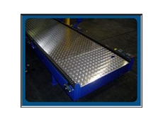 Chain and Roller Pallet Conveying Systems by JMP Australia