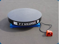 JMP Engineering P50 turntable stretch wrapper