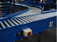 Line-shaft Roller Conveyors