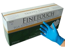 Finetouch Nitrile Gloves
