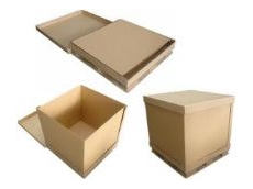 Easily pack products with JMP's bulk bins.