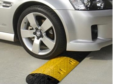 JMP's rubber speed hump