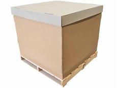 JMP's cardboard bulk bin