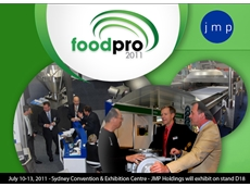 JMP Holdings Foodpro 2011