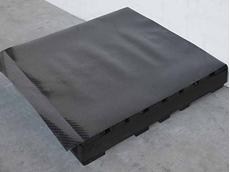 Pallet plastic slip sheets
