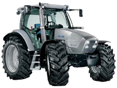 Lamborghini tractor from JTP Machinery