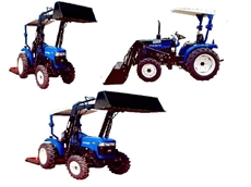 JTP Machinery have created their own range of JTP Series Tractors