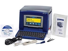 Brady BBP 31 sign and label printer