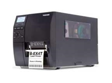 Toshiba B-EX4 industrial label printer