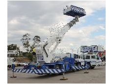 Tadano AT-250S crane