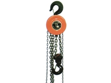 Grade 80 lifting chains available from James Industrial Chain
