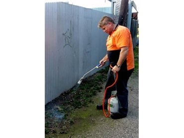 For effective control of weeds in a variety of environments