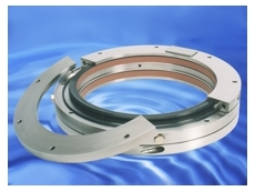 Hyrdosele S rotary cartridge seal for water turbine shafts