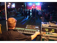 AVCorp's Soundcraft Si Compact 32 digital audio console