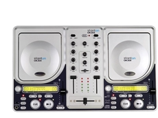 CM205 all-in-one DJ package from Stanton