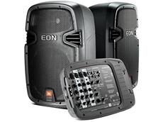 JBL EON 210P Portable PA System