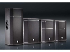 JBL PRX400 Series loudspeakers