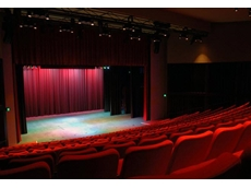 JandS sound products, including JBL PA and speaker system and Soundcraft GB4 console were used in this theatre fitout
