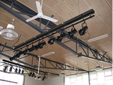 Jands Lighting System at Sacred Heart School