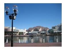 Darling Harbour's AV System