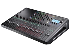 Soundcraft Si Compact Digital Live Sound Mixer