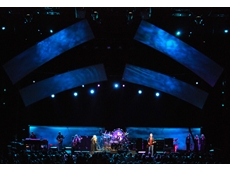 VARI-LITE lighting from Jands used at Fleetwood Mac concert