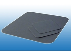 These silicone rubber sheets are extremely durable