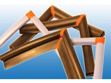Joined Gaskets made from any of our Extrusions