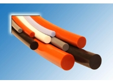 Silicone rubber cords and strips are available from Jehbco Manufacturing
