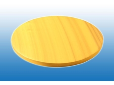 Available only in 65 shore A durometer (hardness) in yellow