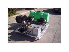 Petrol Powered Water Jetters from Jetwave Industrial Equipment
