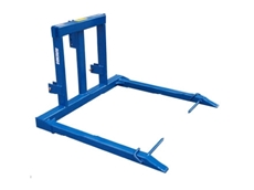 Feed Out Forks are safe and strong with the ability to life 1000kgs
