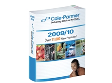 Cole Parmer 2009/2010 General Catalogue