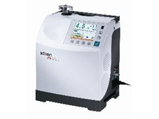 ASM 310 helium leak detector
