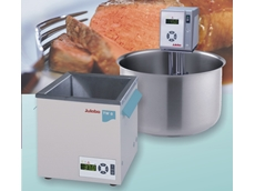 Sous-Vide cooking made easy with Julabo heated circulators and refrigerated/heating circulators