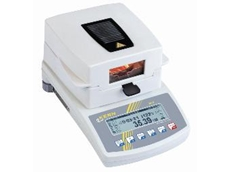 MLS 50-3IR160 moisture analyser