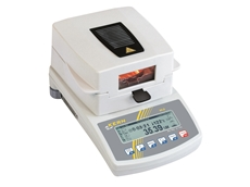 Kern MLS series moisture analyser