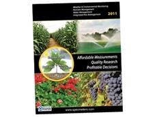 Spectrum Technologies 2011 Product Catalogue