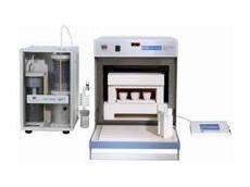 PYRO industrial grade muffle microwave ashing furnace