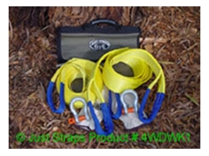 4WD Standard Snatch Kit by Just Straps