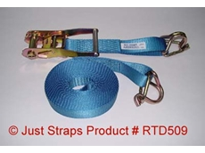 Australian Manufactured Handyman Ratchet Strap by Just Straps