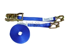 Heavy Duty Tradesman Ratchet Straps by Just Straps