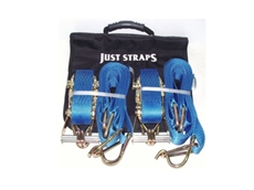 Transport Wheel Ratchet Strap by Just Straps