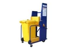 50kg capacity EcoLift wheelie bin lifter