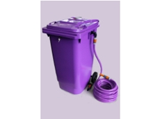 Drought Saver Water Bowsers from Just Wheelie Bins