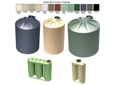 Rain Water Tanks from Just Wheelie Bins